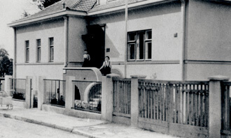The Japanese consulate in Kaunas, where Chiune was appointed consul.